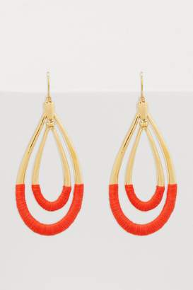 Aurelie Bidermann Alcazar earrings