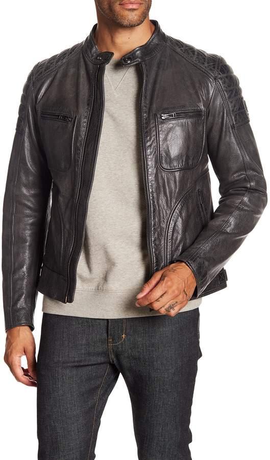 Belstaff Weybridge 2017 Leather Jacket