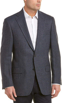 Hart Schaffner Marx Chicago Fit Wool Sportcoat