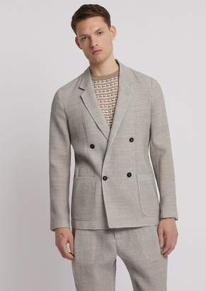 c0f2011e08 Armani Double Breasted Jackets For Men - ShopStyle