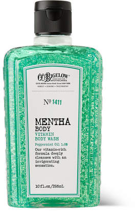 C.O. Bigelow Mentha Vitamin Body Wash, 295ml