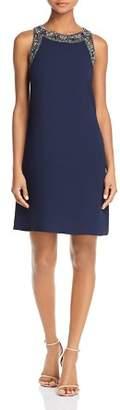 Aidan Mattox Embellished Shift Dress - 100% Exclusive
