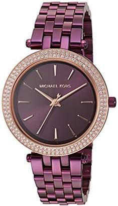 Michael Kors Women's 'Mini Darci' Quartz Stainless Steel Casual Watch