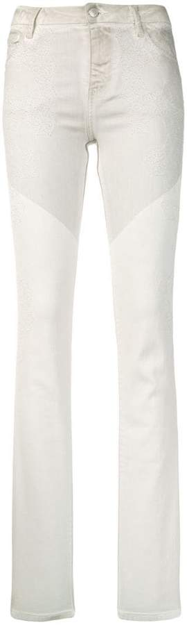 Zadig&Voltaire two-tone skinny jeans
