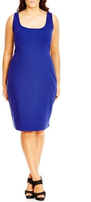City Chic Body Con Dress (Plus Size) $69 thestylecure.com