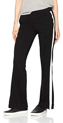 Pam & Gela Women's Wide Leg Trackpant