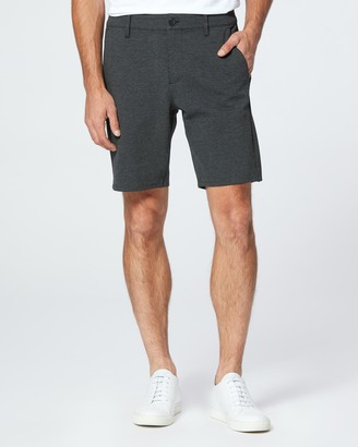 Paige RICKSON TROUSER SHORT-ICED BLACK