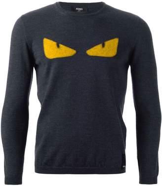 Fendi 'Bag Bugs' sweater
