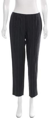 Ralph Lauren Mid-Rise Linen-Blend Pants w/ Tags