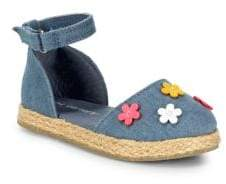 Carter's Baby Girl's, Little Girl's & Girl's Brea Espadrilles