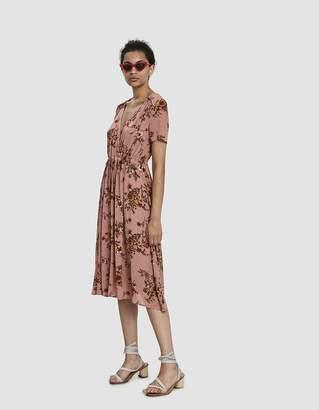 Stelen Kelsi Floral Surplice Dress