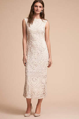 Anthropologie Nevado Wedding Guest Dress
