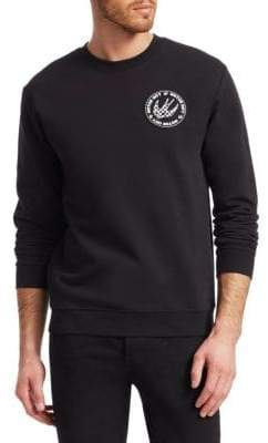 McQ Clean Crew Emblem Sweater