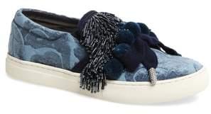 Marc Jacobs Mercer Embellished Slip-On Sneaker