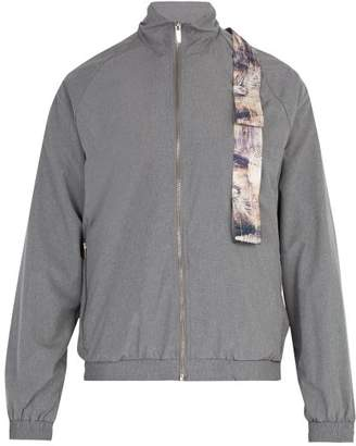 Cottweiler Harness Shell Track Jacket - Mens - Grey