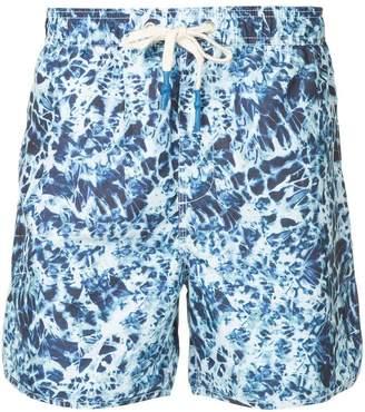 The Upside tie-dye shorts
