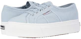 Superga 2790 Acotw Platform Sneaker Women's Lace up casual Shoes