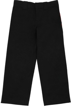 Burberry Cotton Gabardine Chino Pants