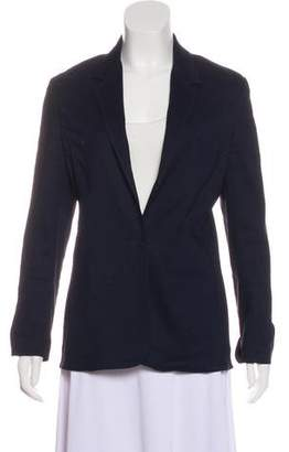 Lanvin Notch-Lapel Structured Blazer