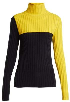 Sportmax Amadeus Sweater - Womens - Yellow Multi