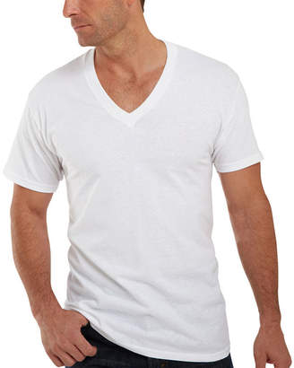Hanes Men's ComfortBlend FreshIQ V-Neck Undershirt 3-Pack - Big & Tall