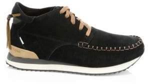 Toms Balboa Mid Top Suede Sneakers