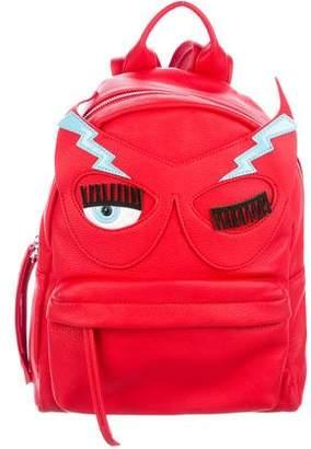 Chiara Ferragni Flirting Mask Backpack