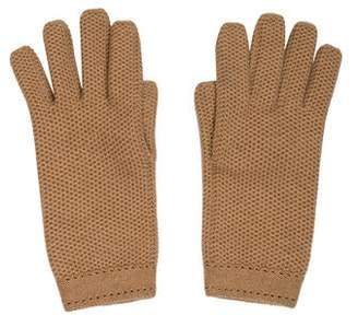 Loro Piana Cashmere Knitted Gloves