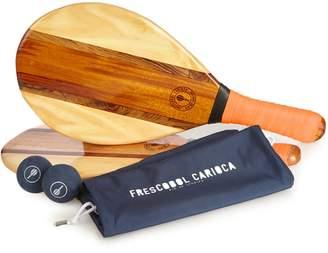 FRESCOBOL CARIOCA Trancoso beach bats set