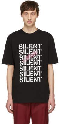 Lanvin Black Multi Silent T-Shirt