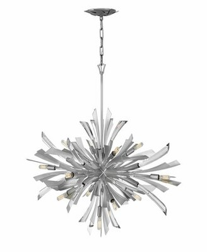 Hinkley Lighting Vida 13-Light Sputnik Chandelier Hinkley Lighting