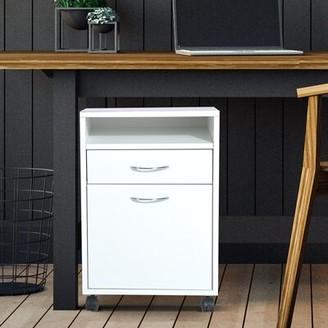 Ebern Designs Lemaster 1-Drawer Vertical Filing Cabinet Ebern Designs