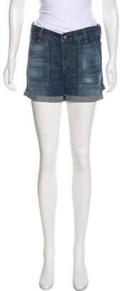 Rag & Bone Denim Mini Shorts