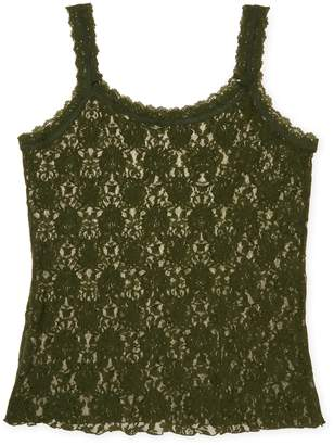 Hanky Panky Women's Plus Signature Lace Unlined Camisole