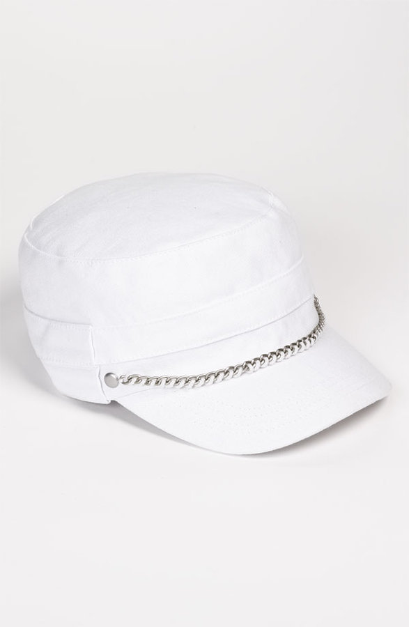 August Hat 'Friends Forever' Military Cap