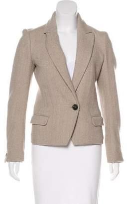 Etoile Isabel Marant Herringbone Wool Blazer