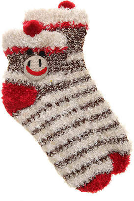 Mix No. 6 Monkey Slipper Socks - Women's