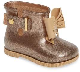 Mini Melissa 'Mini Sugar' Rain Boot