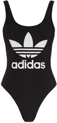 adidas Trefoil Logo Swimsuit