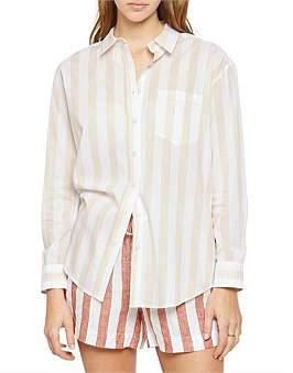 Jag Lucy Stripe Shirt