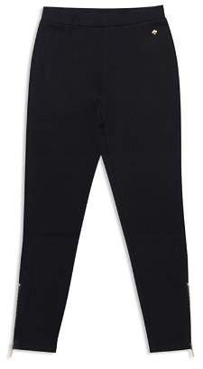 Kate Spade Girls' Ankle Zip Leggings - Big Kid