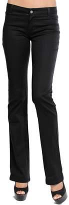 Dickies TheMogan Women's Bootcut Khaki Pants Stretch Work School Uniform
