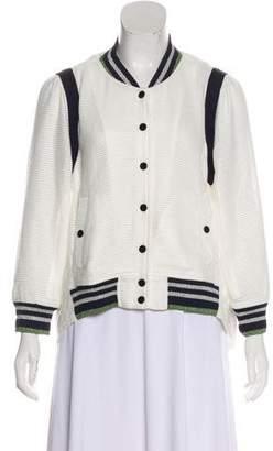 Veronica Beard Knit Casual Jacket