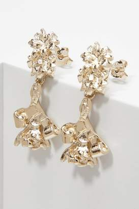 Valentino Flower Earrings