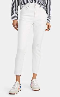 Moussy VINTAGE Women's Velma Skinny Jeans - White