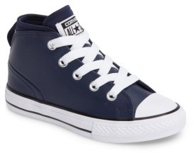 Boy's Converse Chuck Taylor All Star Syde Street High Top Sneaker $44.95 thestylecure.com