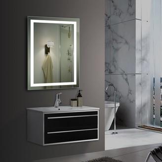 Lighted Impressions Vero LED Bathroom Wall Mirror