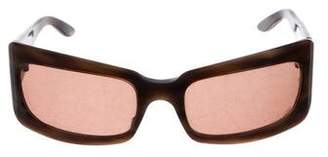 Gianfranco Ferre Tinted Square Sunglasses