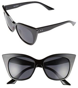 A.J. Morgan 'Flamboyant' 55mm Sunglasses $24 thestylecure.com