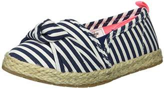Osh Kosh Belle Girl's Beachy Espadrille Flat Loafer